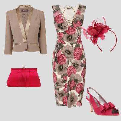 Phase eight Freida dress Elouise jacket
