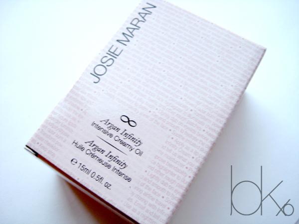Featuring Josie Maran Argan Infinity Cream Intensive Creamy Oil