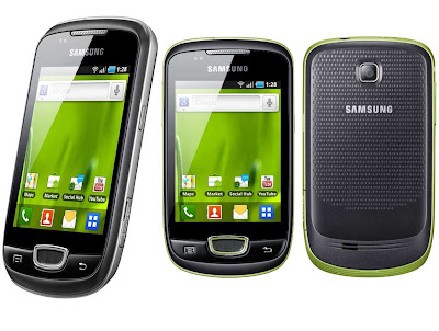 Samsung Galaxy Y/Young Mini S5570