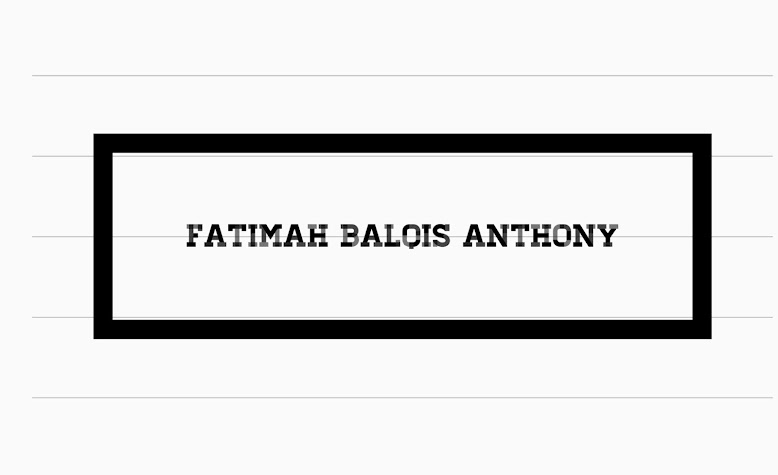Fatimah Anthony