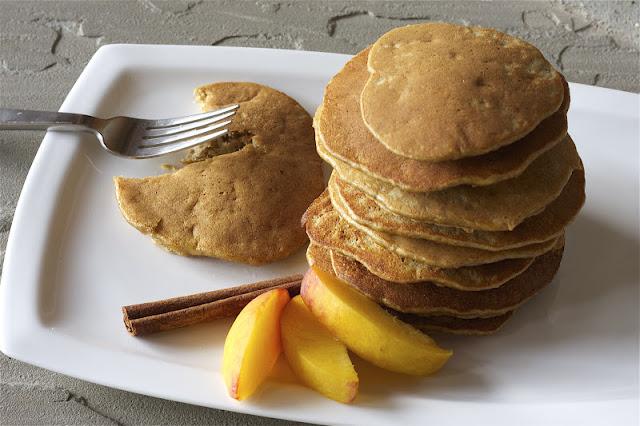 Banana Paleo Pancakes