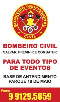 BOMBEIRO CIVIL