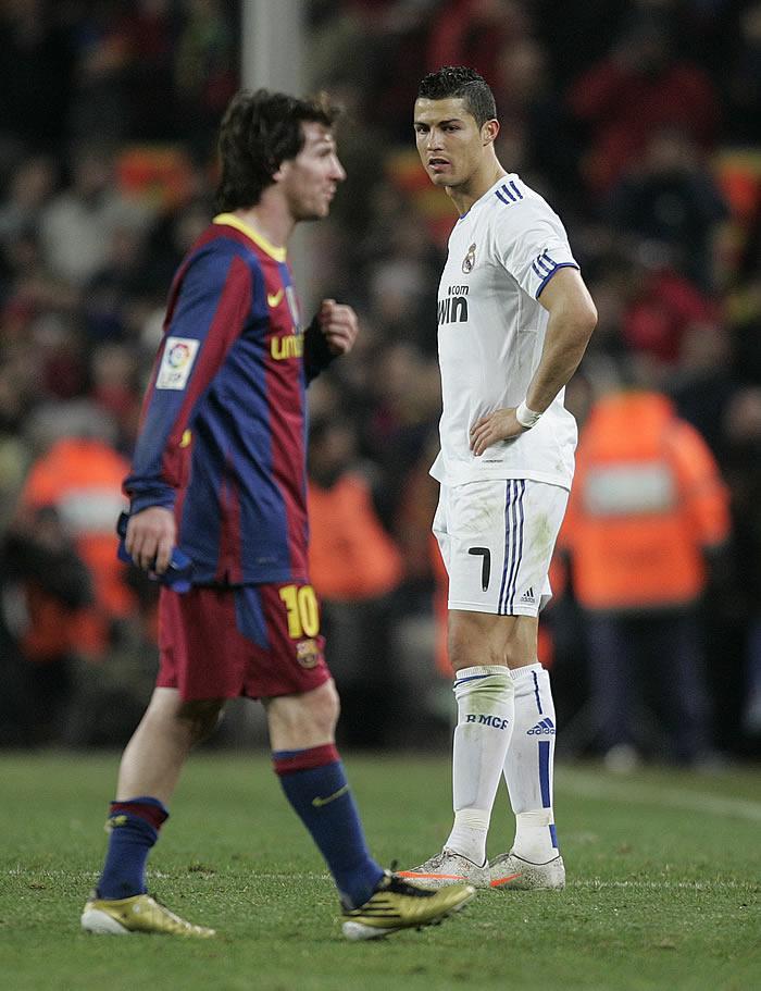 Cristiano - Messi