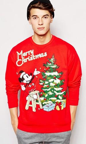 jerseys Asos para Navidad