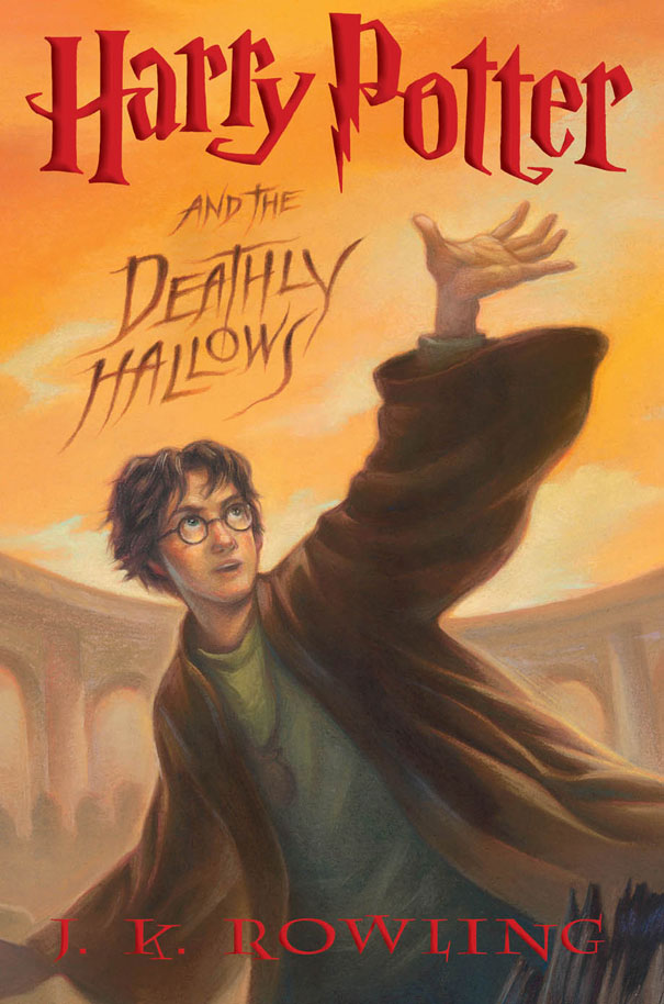 Harry Potter Book Cover Image ~ Neko random my best of awards