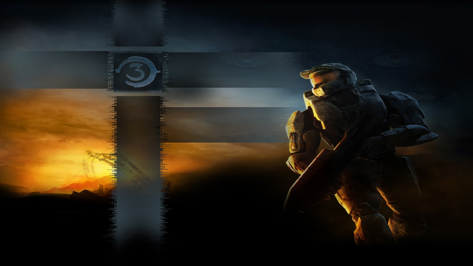 halo 3 wallpapers ~ tekken master