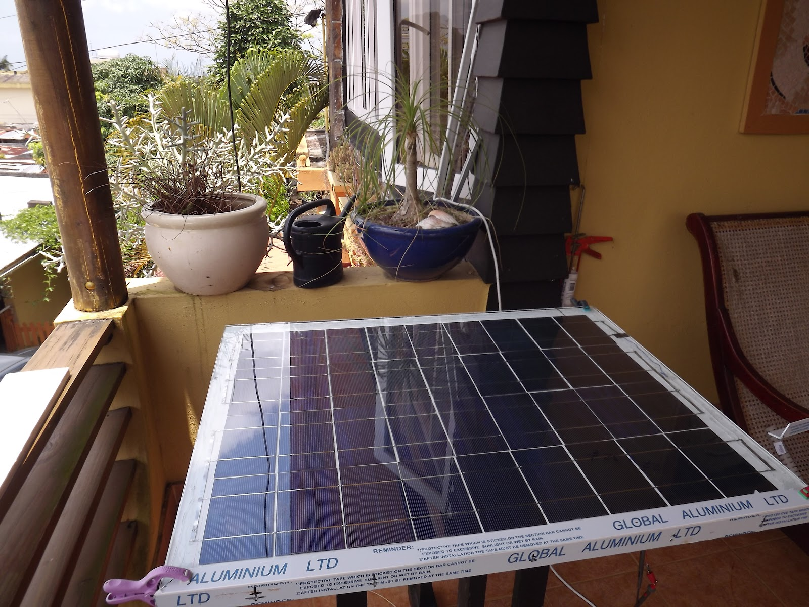 Making And Using Solar Panels To Power Water Pump For Fish Tank Wiring Panel Cable In Series Apply The Flux Solution On Two Lines Of Cell Pen Helps Tabbing Wire Stay Placecut About Twice