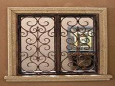 Pembuatan jendela teralis dibuat di bengkel kami dengan tenaga-tenaga