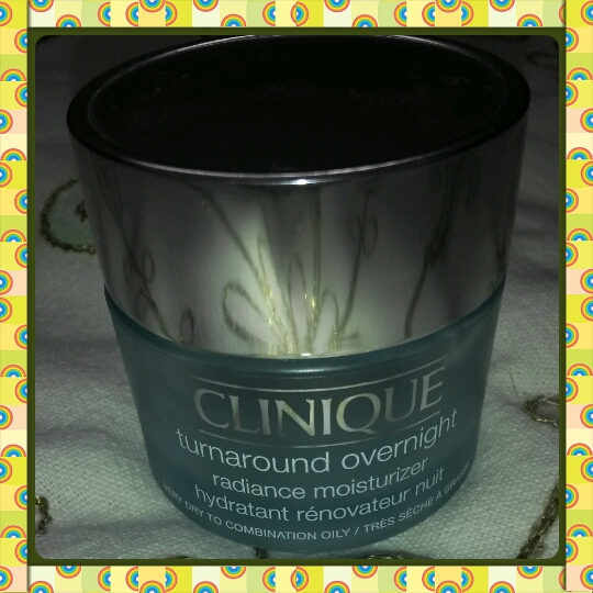 clinique turnaround overnight