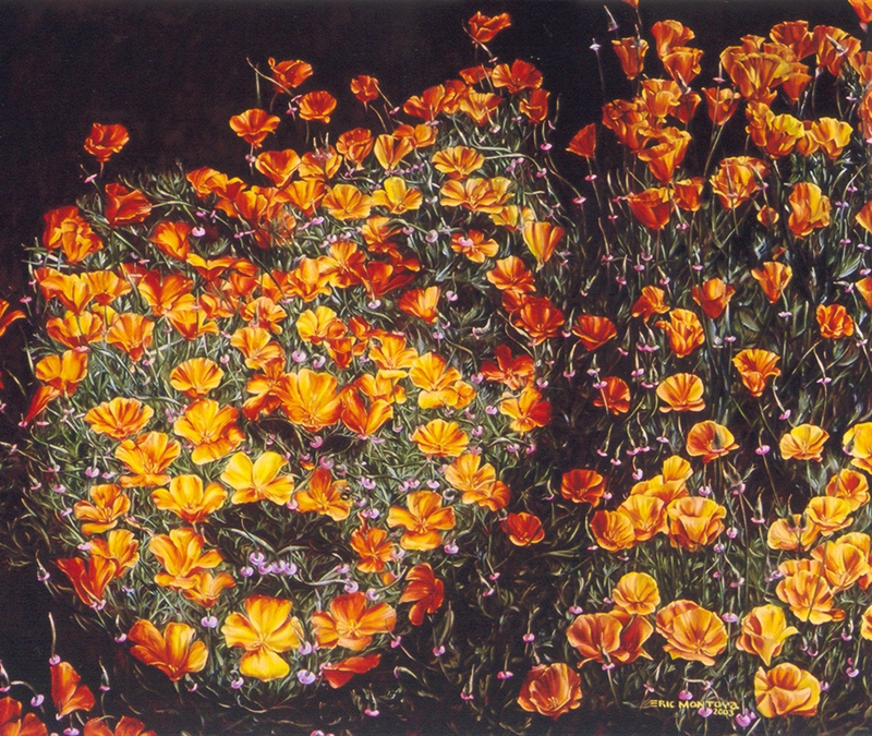 Eric Montoya 1968 | American Surrealist painter
