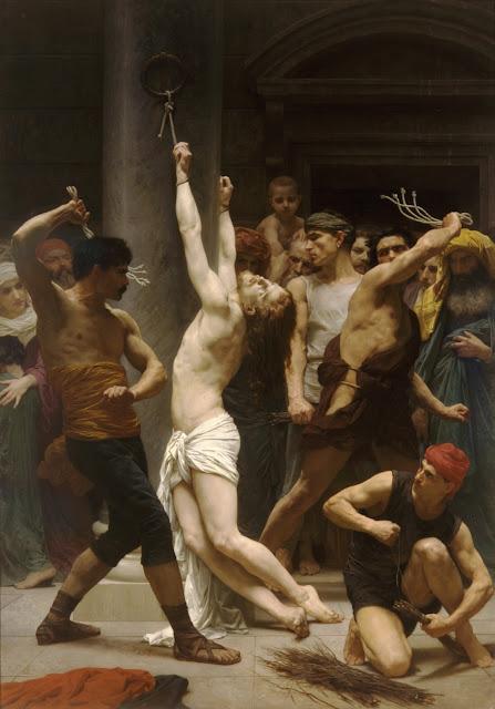 Jesus Christ,William Adolphe Bouguereau,Bouguereau