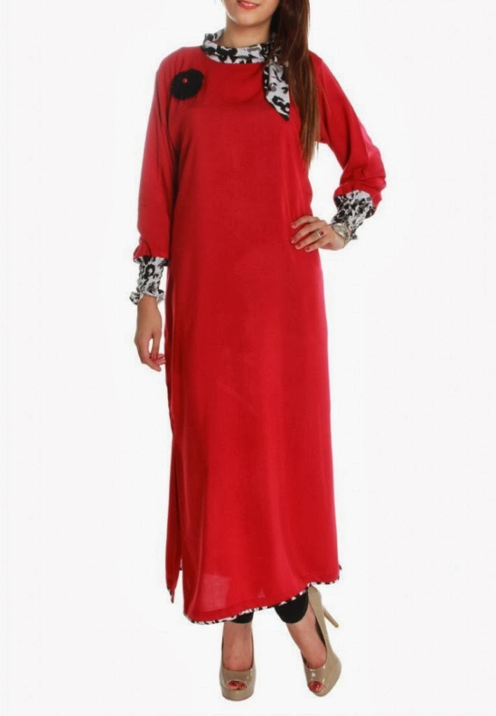 New 2014 Casual Dresses By I LUV Designer For Pakistani Girls And Women