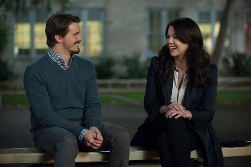 Mark y Sarah se reencuentran después de mucho tiempo