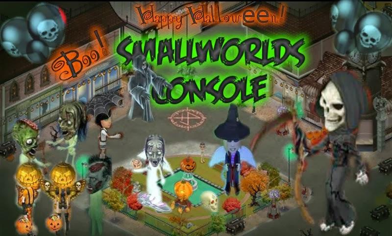 Smallworlds Console