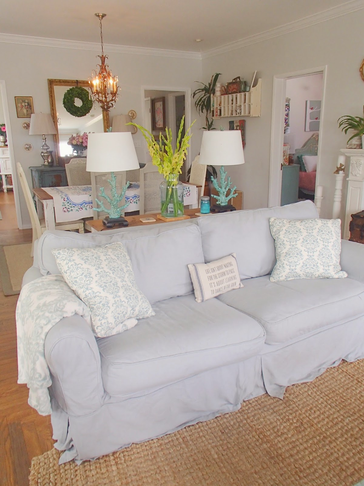Savvy Southern Style : Favorite Room.....D. D.\'s Cottage