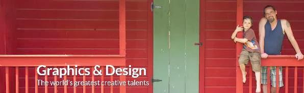 Fiverr για σχεδίαση γραφικών