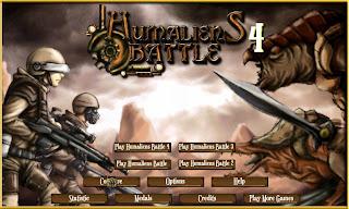 Humaliens Battle 4