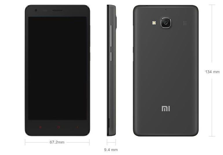 Spesifikasi Xiaomi Redmi 2 Terbaru