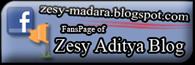 FanPage Blog Zesy Aditya