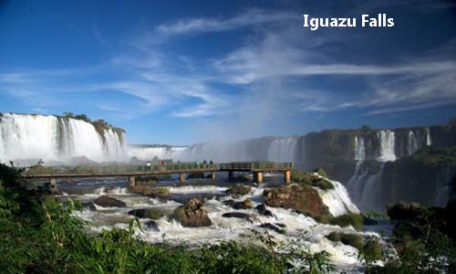 Largest Waterfall in the World