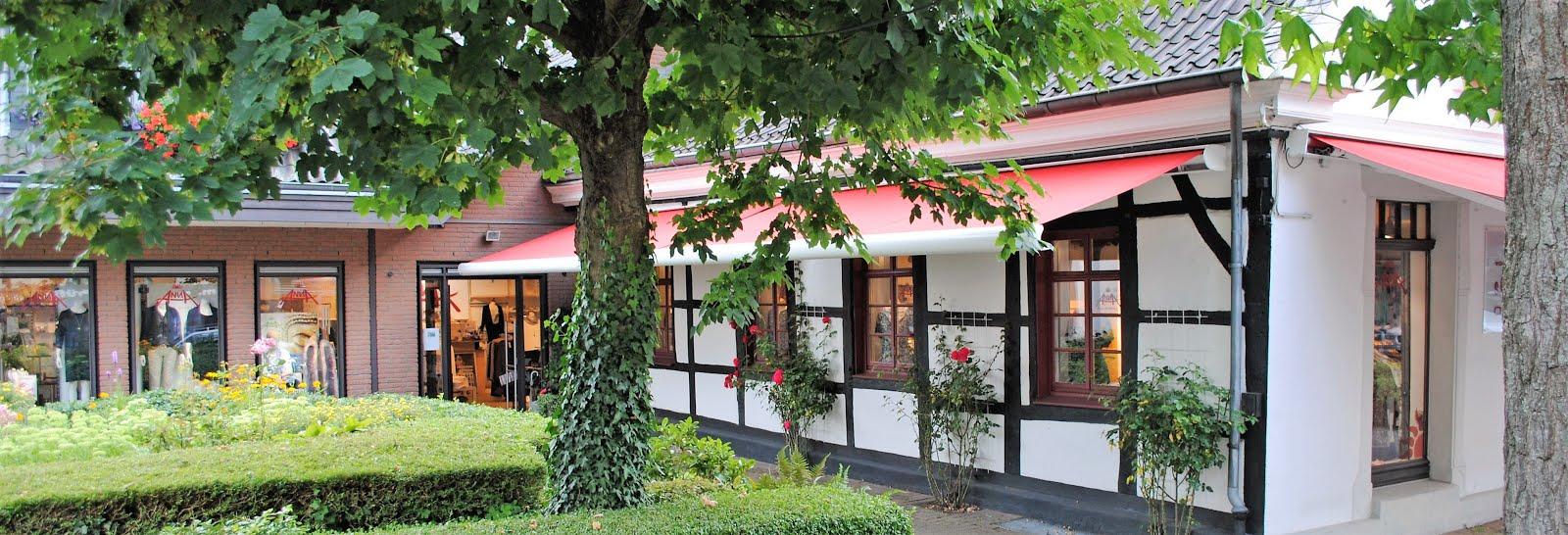Herzlich willkommen bei ANNA Mode & Spirit in Mülheim-Saarn!