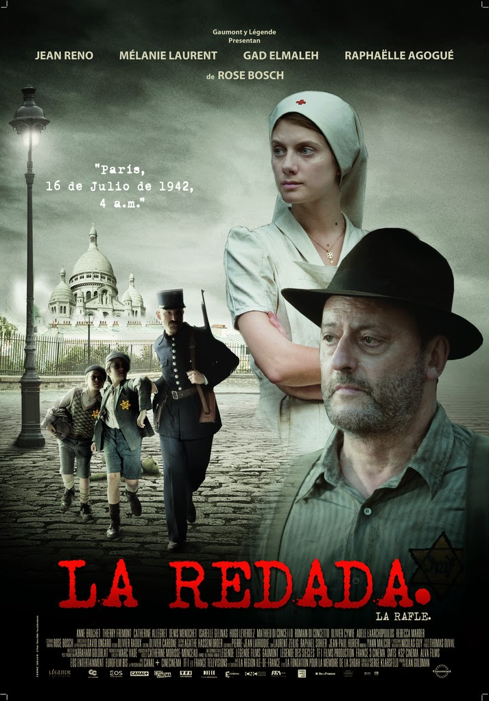 La Rafle (La Redada) (The Round Up) (2010)