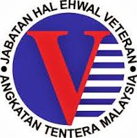 Jawatan Kerja Kosong Jabatan Hal Ehwal Veteran ATM logo