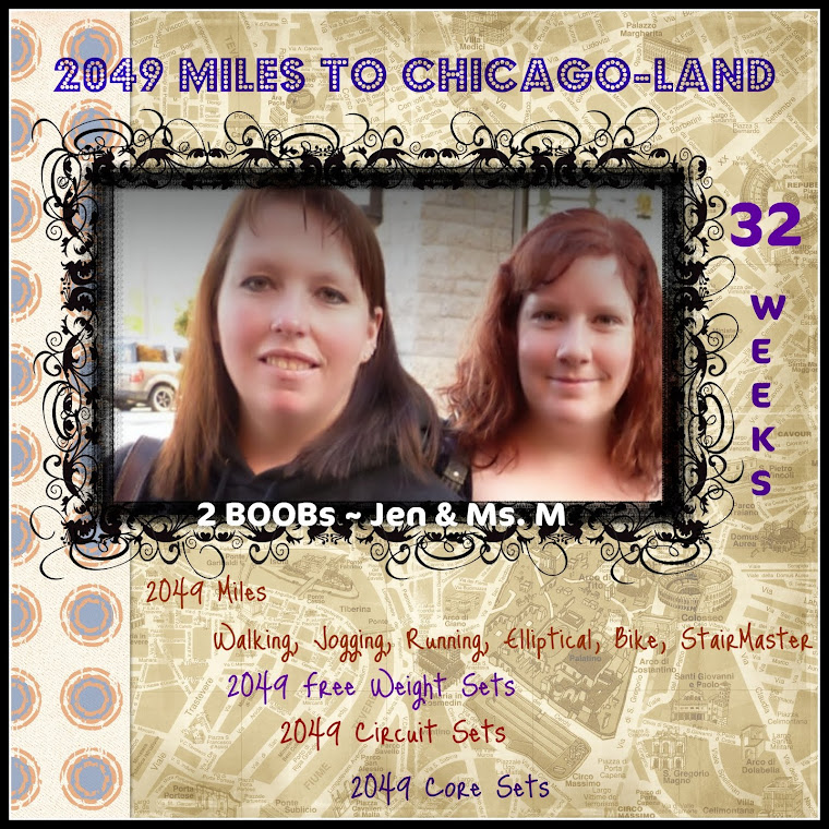 2049 Miles to Chicago-land