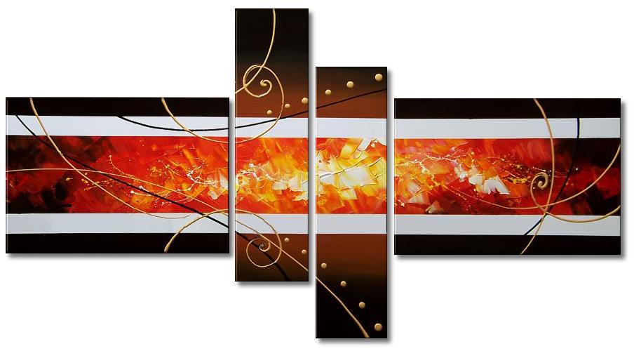 Cuadros abstractos para salas imagui for Fotos cuadros abstractos modernos