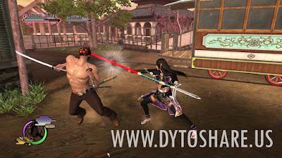 Way of the Samurai 4 BlackBox Repack
