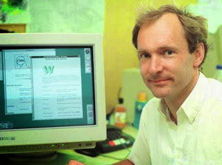 The Inventor of WWW Tim Berners-Lee Image