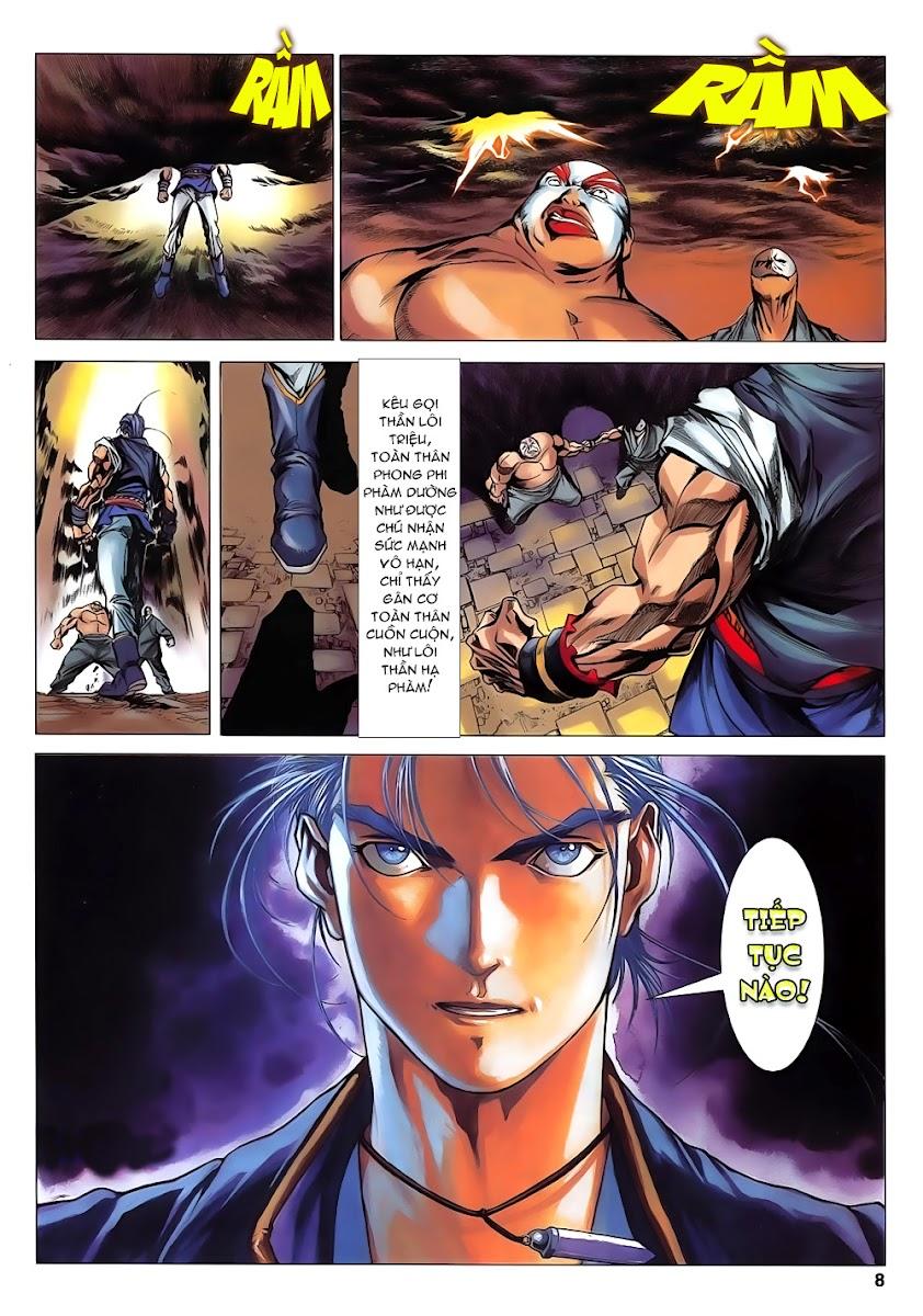 Lục Đạo Thiên Thư chap 11 - Trang 8