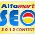 Daftar PemEnang Kontes SEO Alfamart