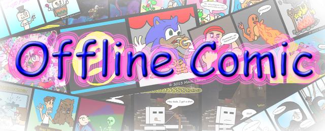 Offline Comic