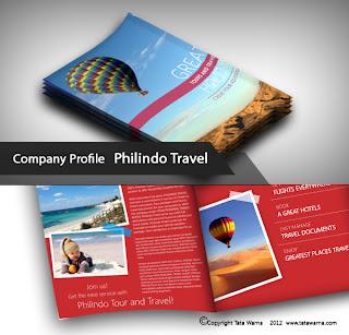 desain company profile