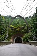 【MIHO MUSEUM その1 天台仏教への道(滋賀県甲賀市)】