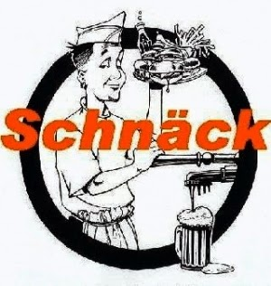 An image of Zack Schnack, the mascot for Schanck Restaurant