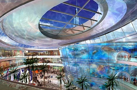 Mall Dubai Project