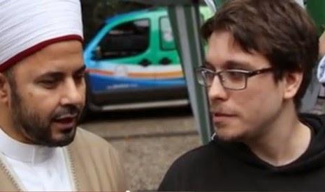 Cesar, antara yang masuk Islam di World Cup 2014