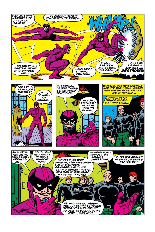 Captain America (1968) Issue #149 #63 - English 10