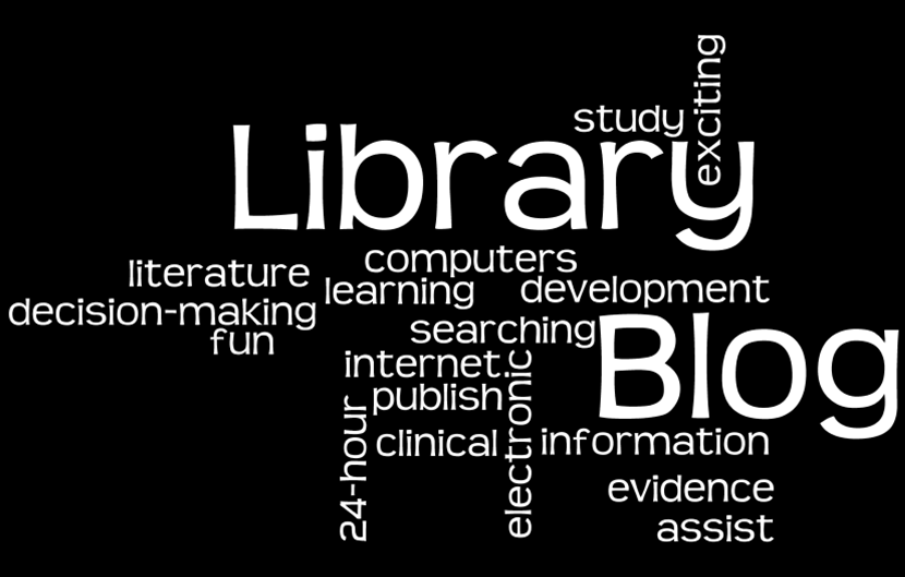 Welcome to the Library Blog