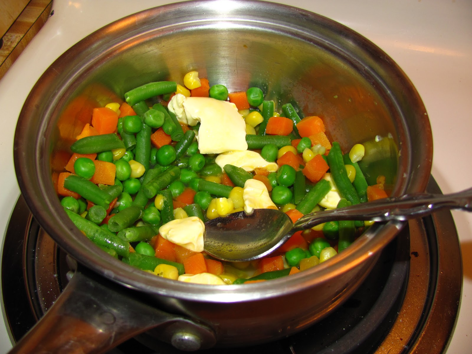 how to cook frozen mixed vegetables on the stove