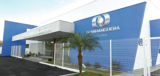 Sede da TV Anhanguera de Luziânia