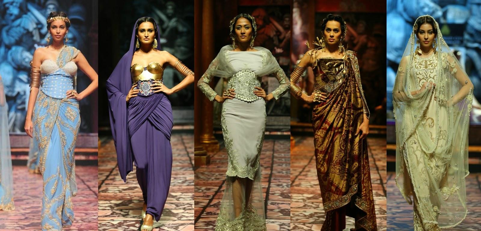 Stylefluid trendz suneet varma aamby valley ibfw 2013 Rome fashion designers