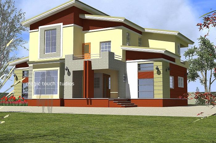 Five Bedroom Duplex