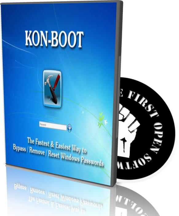 Kon boot free download