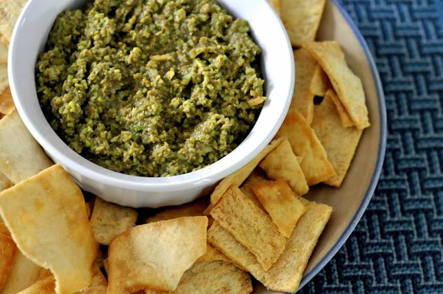 Edamame Ginger Dip #ElleAPalooza | Taste As You Go