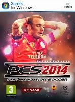 Download Pro Evolution Soccer ( PES ) 2014 Full Crack + Patch 1.01 For PC