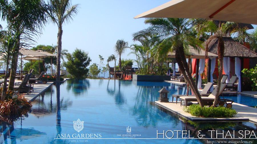 Hotel de lujo asia gardens luxury hotels in spain asia - Campings de lujo en espana ...