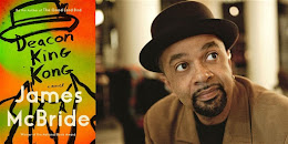Wed, March 11, 2020 7:30 p.m.- James McBride  Free Library/Central Branch